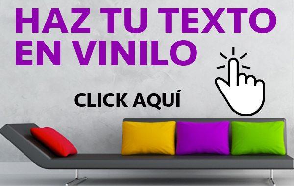 tu vinilo en texto