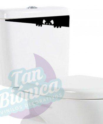 Wc tanbionica vinilos decorativos for Fotomurales chile precios
