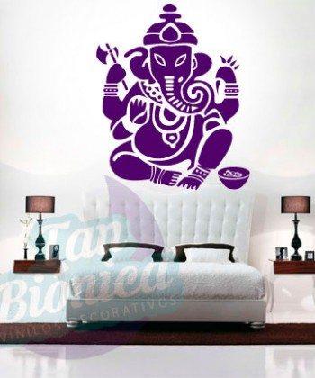 Leyendas de música, cantantes, Vinilos Adhesivos Decorativos, fotomurales, empavonados oficinas, Chile, gratuito, barato y económico. Ganesha