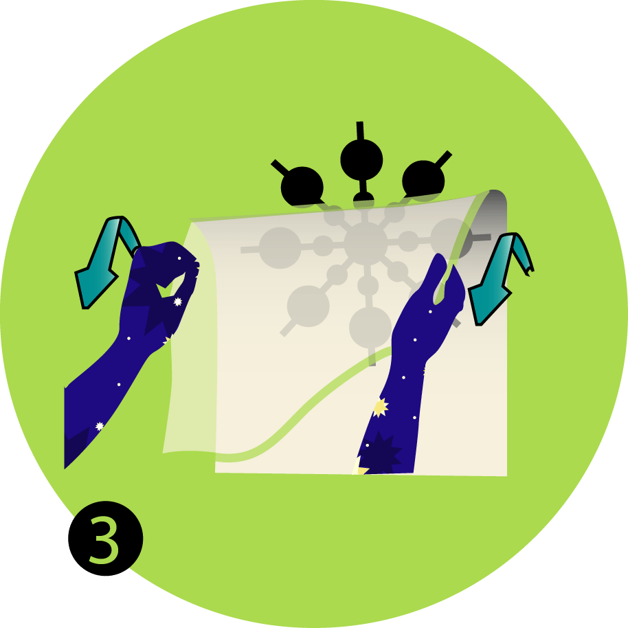 instructivo para instalar vinilos