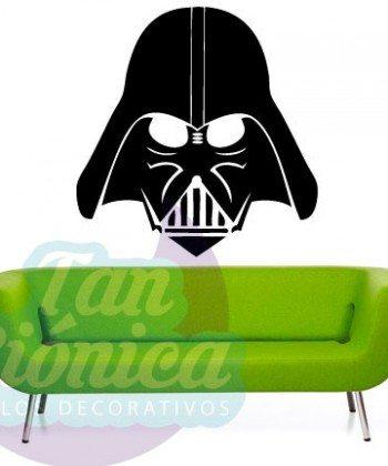 Cine y TV, películas Darth Vader de La guerra de las galaxias (Star Wars). Vinilo Adhesivo Decorativo, Stickers, Empavonados y decoración.