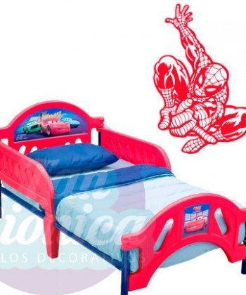 Hombre araña, Spiderman. Vinilo adhesivo decorativo de películas, personajes, Sticker para tu hogar.