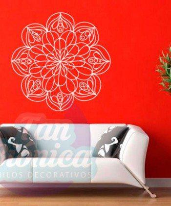 Ornamental, Adornos Vinilos Decorativo, Adhesivo sticker, mandala, empavonados.