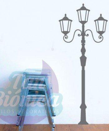 Urbano 51, Adhesivo Decorativo, Vinilo Sticker para las paredes, mubles, urbano plaza, decoración.