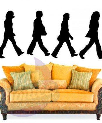 Leyendas de música, cantantes, Vinilos Adhesivos Decorativos, fotomurales, empavonados oficinas, Chile, gratuito, barato y económico, Beatles, John Lennon, Ringo Star, paul mccartney, George Harrison