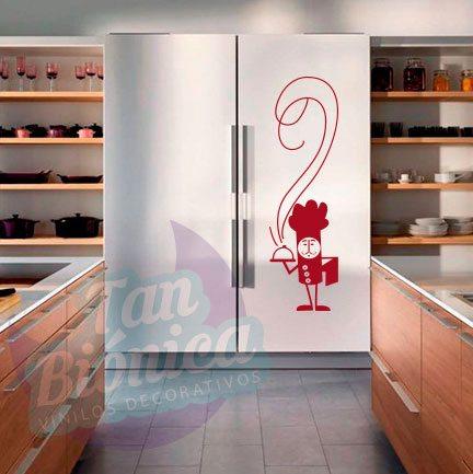 Vinilo Adhesivo Decorativo, stickers y fotomurales, empavonados baratos y económicos, cafetería, tazas de café, cocina, cocinero, cocinería, coffee